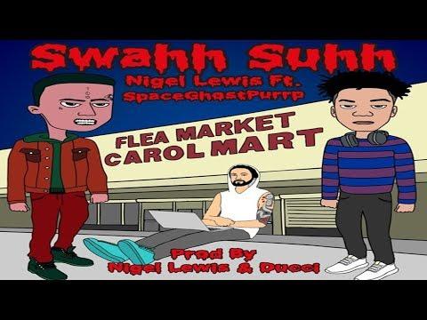 Nigel Lewis x SpaceGhostPurrp - Swahh Suhh (Prod. by Nigel Lewis x Ducci)