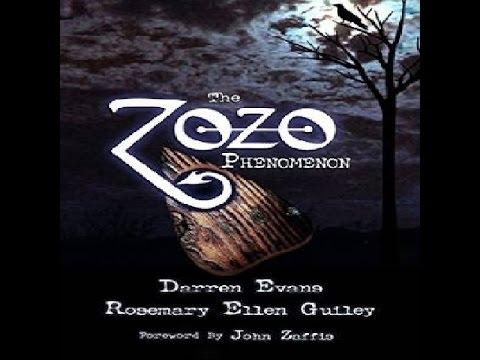 KFNX Zozo Phenomenon Rosemary Ellen Guily , Darren Evans