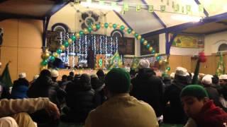 Mehfil e Naat | Dr Nisar Ahmed Marfani @ keighley 2015