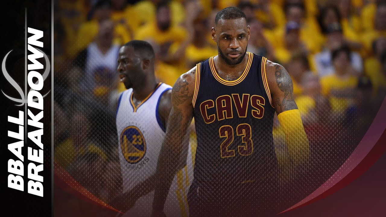 The Cavs' Defense And LeBron James Are The Best They've Ever Been