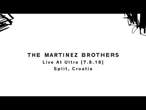 The Martinez Brothers B2B Loco Dice - Live At Ultra Croatia 7818