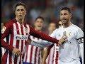 Capture de la vidéo Real Vs Atletico (Torres Vs Ramos)