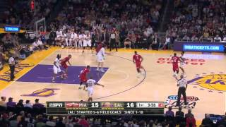NBA 2013-14 Season Miami Heat Top 10 Plays
