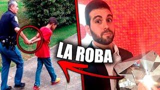 NIÑO RATA ROBA BOTÓN DE DIAMANTE A VEGETTA777 | TROLLEOS EN MINECRAFT #112 thumbnail