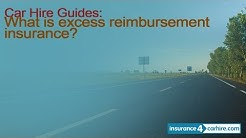 What is Excess Reimbursement Insurance?