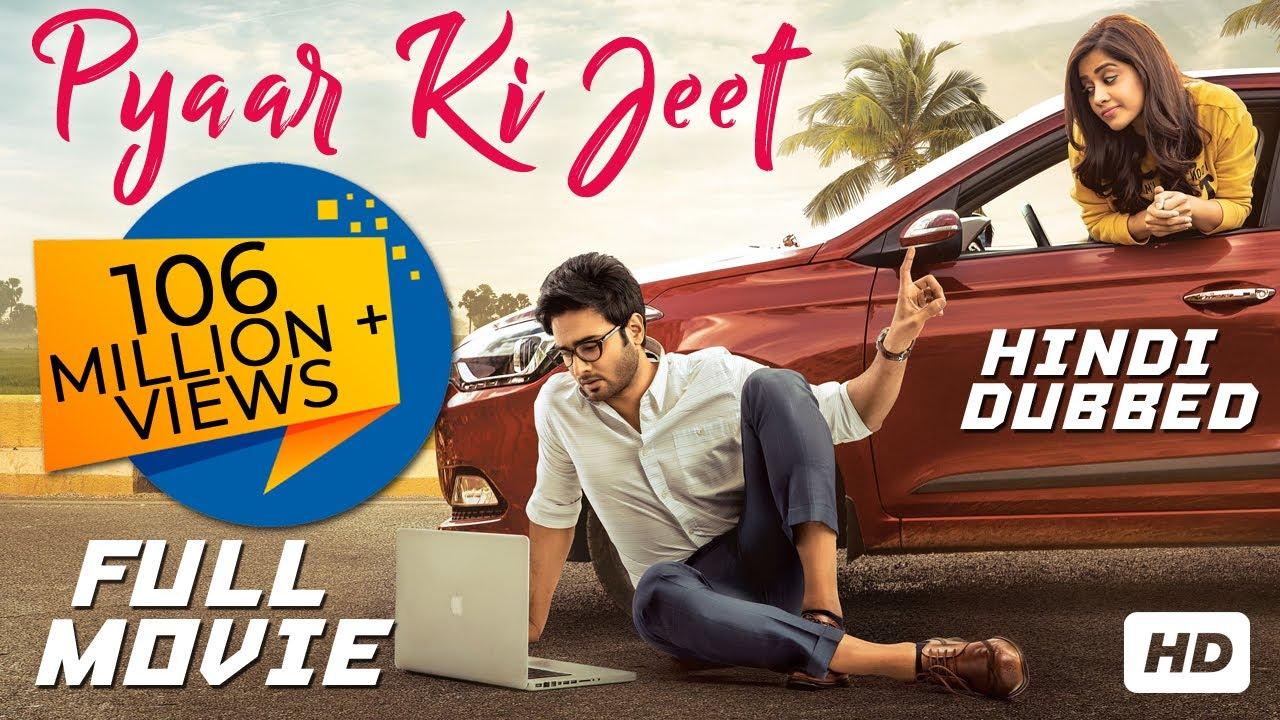 Pyaar Ki Jeet Full Movie Dubbed In Hindi | Sudheer Babu, Nabha Natesh