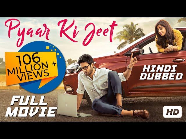 Pyaar Ki Jeet Full Movie Dubbed In Hindi With English Subtitles | Sudheer Babu, Nabha Natesh