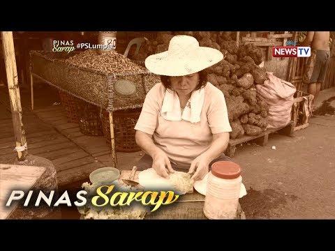 Pinas Sarap: Sinaunang lumpia ng mga Pinoy, tinikman ni Kara David