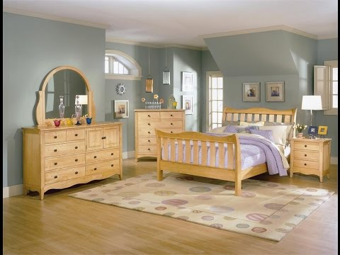 Maple Furniture- Birdseye Maple Furniture