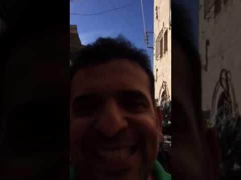 Taking a walk on Bethlehem Palestinian Territories