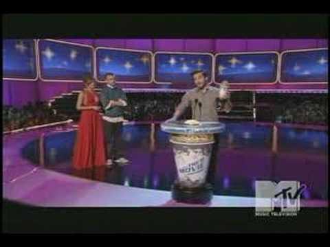 MTV AWARDS BATMAN AND THE JOKER