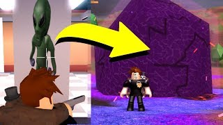 NEW ALIEN METEOR EASTER EGG! (Roblox Jailbreak)