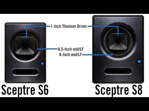 PreSonus—Sceptre Studio Monitors