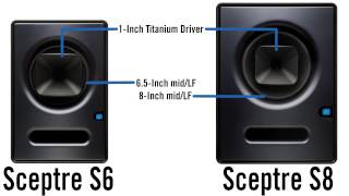 PreSonus—Sceptre Studio Monitors