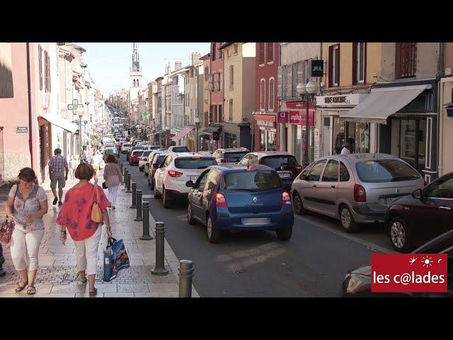 Les Calades - Les commerces de services en centre-ville de Villefranche-sur-Saône