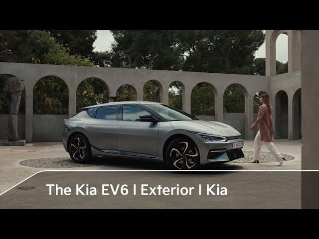The Kia EV6 l  Exterior l Kia