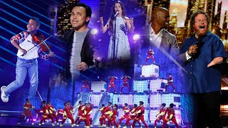 'AGT' Season 14 Finals: Find Out Which Acts Became Frontrunners -- And Who Left Simon Speechless!
