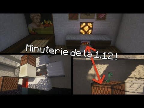 Comment Faire Un Micro Onde Fonctionnel Minecraft