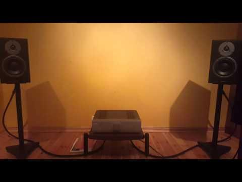 Musical Fidelity M6si - DynAudio DM 2/7