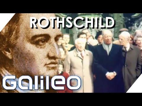 Die Rothschild-Dynastie: Wie mächtig ist die Familie wirklich?   Galileo   ProSieben