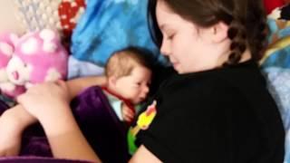 Reborn Molly Attacks Tambri While She Sleeps