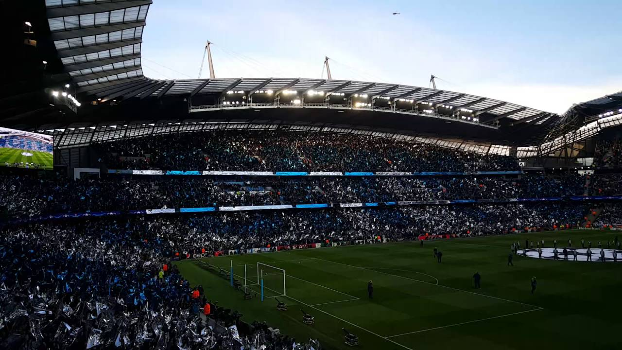 Real Madrid vs Manchester City - Champions League 2019 ...   Man City-real Madrid