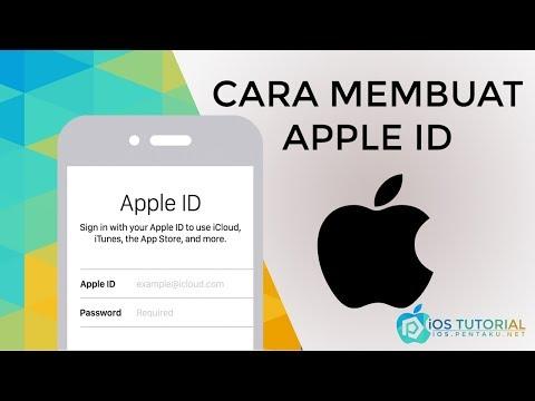 Cara Membuat Apple ID dengan Mudah Menggunakan Email Sendiri