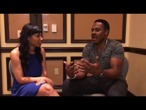 Lamman Rucker Discusses How Technology Levels the Playing Field in the Film Industry