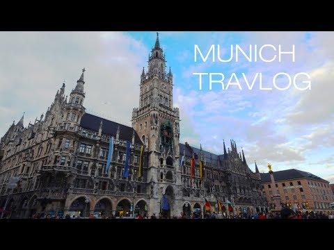 독일 뮌헨 여행 브이로그|암머제, 학센, 영국정원|Munich Germany travel vlog