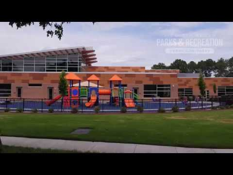 See Inside the NEW Kempsville Recreation Center!