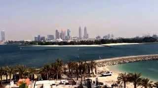 The Island of Sheik Mohammed in The Palm Jumeirah, Dubai, UAE