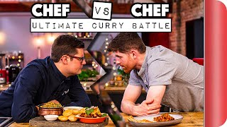 Chef Vs Chef Ultimate Curry Battle  SORTEDfood