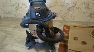 dEXTER.Dexter power 1400w 20L-30L пылесос.как выбрать промышленный пылесос.Пылесос за 50