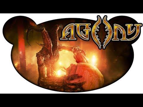 Agony #03 - Fleischeslust (Let's Play Horror Facecam Gameplay Deutsch German)