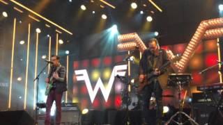 Weezer / Jimmy Kimmel - King of the World