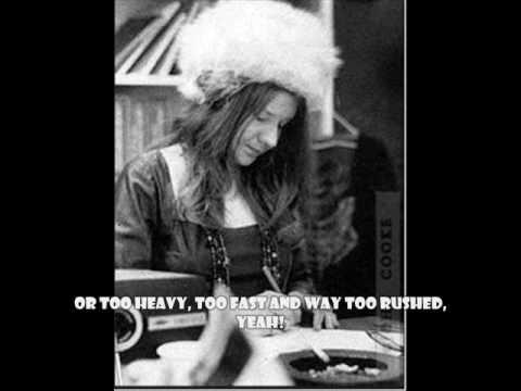 Janis Joplin - Dear landlord [Studio Outtake, Jun 1969]