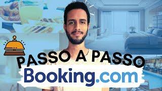 COMO FUNCIONA O BOOKING.COM? É CONFIÁVEL? RESERVA DE HOTEL PELA INTERNET screenshot 3