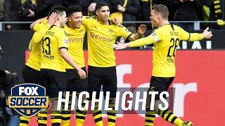 Watch full highlights between borussia dortmund vs. sc freiburg.#foxsoccer #bundesliga #dortmund #scfreiburgsubscribe to get the latest fox soccer content: h...