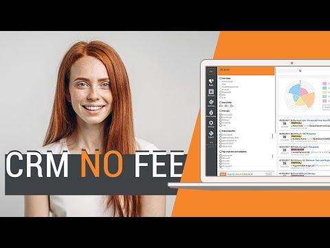 02 Обзор Friday CRM бесплатной программы ведения клиентов