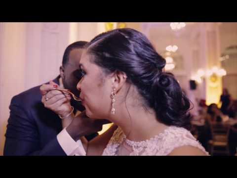 Rachel & Jamal Lewis