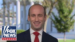 Stephen Miller on Democrats' impeachment inquiry, Trump's border plan
