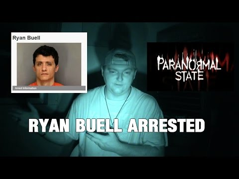 Ryan Buell Arrested