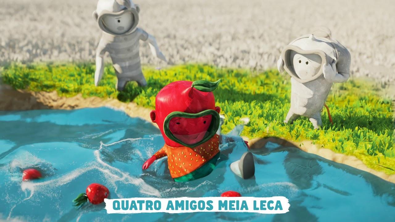 ae3f2a93a Luso Fruta Kids. É tão natural como brincar! - YouTube