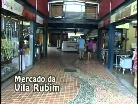 Patrimônio Capixaba - Mercado Da Vila Rubim