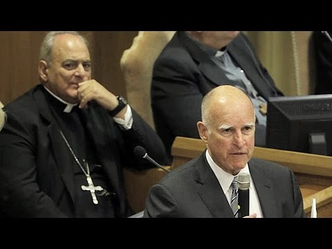 Recall Governor Jerry Brown, The Prototypical UN Agenda 21 Governor, SB 277, Fracking, Drought