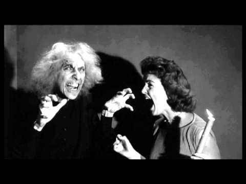 House On Haunted Hill, William Castle, 1959: Creepy Old Lady