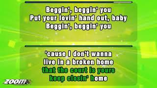 Madcon - Beggin' - Karaoke Version from Zoom Karaoke