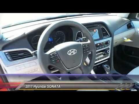 2017 Hyundai SONATA Odessa TX HH481629