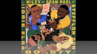 Wiley, Sean Paul, Stefflon Don - Boasty remix ft. Idris Elba (Lyrics)