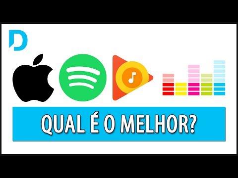 Spotify vs Apple Music vs Google Play Music vs Deezer Mp3